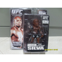 Anderson The Spider Silva Ufc Round 5 Ult Collect Bonellihq