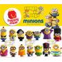 Minions 2015 Coleção Mc Donalds (cada) Pronta Entrega