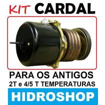 Kit Aquecedor Cardal Central Eletrônico Blindado Atualizador