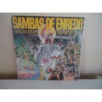 Disco De Vinil - Sambas De Enredo Carnaval - 1987