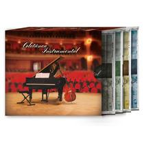 Coletânea Instrumental Com 4 Cds - Frete Grátis!!!!