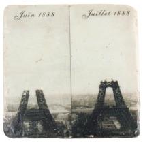 Porta Copos Construção Torre Eiffel Oldway