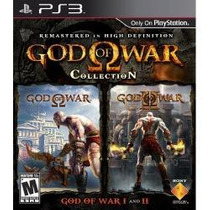 Jogo Lacrado Novo God Of War Collection Ps3