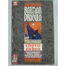 Batman E Drácula - Chuva Rubra - N 01 E 02