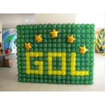 Tela Plastica (mágica) P/decoração C/ Balões Substitui O Pds