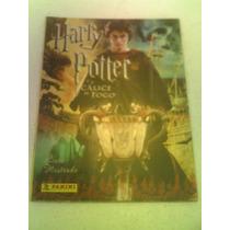 Álbum Harry Potter E O Cálice De Fogo