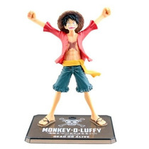 Boneco One Piece Monkey D. Luffy (bandai)