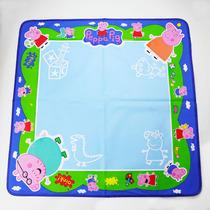 Tapete Infantil Da Peppa Pig Para Desenhar A Base D