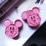 Cortador De Bolacha 3 D, Mickey E Minnie