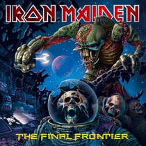 Cd Iron Maiden Final Frontier (2010) - Novo Lacrado