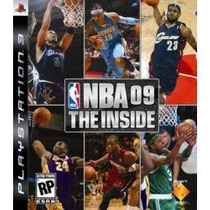 Nba 09 The Inside Para Ps3 Impecavel, Envio Sedex A Cobrar