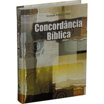 Concordância Bíblica Sbb Frete Grátis