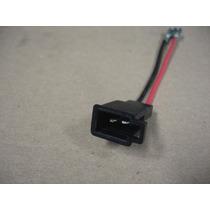 Plug Chicote Conector Para Alto Falante Gm Prisma 2008/2012