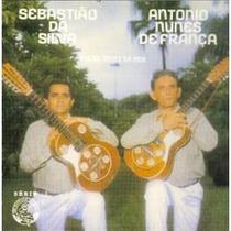Cd Sebastião Da Silva E Antonio Nunes De França