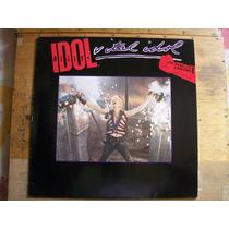 Billy Idol - Lp, Ed. Imp. Germany 1985 - Raro - Item Colec.