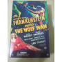 Frankentein Meets Wolf Mam - Sideshow -universal Bela Lugosi