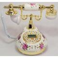 Lindo Telefone Anos 60 Retro Antigo De Decorativo.
