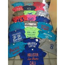 Camisas Hollister Masculina Original Pronta Entrega