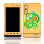 Capa Adesivo Skin370 Motorola Milestone 3 Xt860 4g