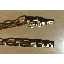 Cordão De Ouro Maciço 18k 750 - 45,5 Gramas
