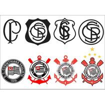 Adesivos De Parede Corinthians