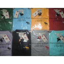 Camisas Polo Abercrombie E Hollister