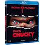 Brinquedo Assassino Blu-ray - 3 Filmes - Leg Em Port