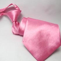 Frete Gratis Gravata Rosa - Com 10 Pcs Casamento, Bodas,