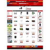 Loja Virtual 9.0 Script, Site, Com Pagseguro, M.livre,paypal