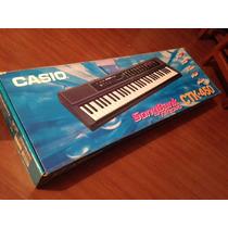 Teclado Cassio Ctk 450