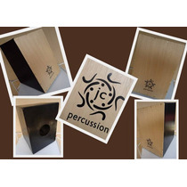 Cajon Estudante Jc Percussion