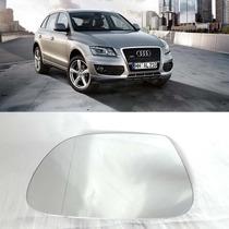 Espelho Lente Retrovisor Audi Q5 Q7 Esquerdo 8r0857535h