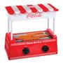 Máquina De Cachorro Quente Nostalgia Electrics Hdr-565 Coke