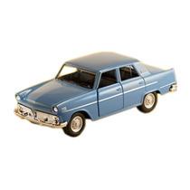 Miniatura Carros Clássicos Nacionais Aero Willys Ano1965
