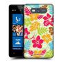 Capinha Case Flor Havaiana Estampa Lumia 820 Frete Gratis!