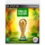 Fifa Copa Do Mundo 2014 - Jogo Playstation 3 Em Português