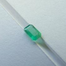 Esmeralda Natural Pedra Preciosa Com 0,5 Ct 3212