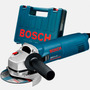 Esmerilhadeira 4.1/2 110v. 850w. Gws 8-115 + Maleta - Bosch