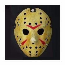 Máscara Jason Sexta Feira 13 Halloween Pronta Entrega