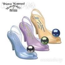 Melissa Lady Dragon Ball Vivienne Westwood, 33 Ao 38: R$ 179