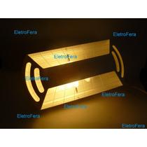 Luminária Arandela Tipo Tartaruga P/ Teto Parede Exterior