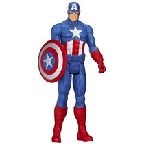 Avengers Assemble - Titan Hero Series - Captain America 30cm