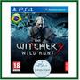 produto The Witcher 3: Wild Hunt / Psn / Ps4 / Primária / Pt-br