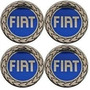 Kit C/4 Emblemas Resin Uno/premio/elba/fiorino-apartir:1991