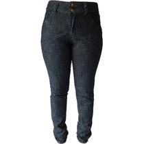 Calça Jeans Hont Pants - Tam. 38 Ao 60 ( Cintura Alta)