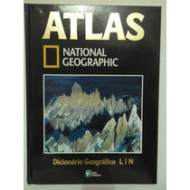 Atlas National Geographic 23 - Dicionário Geográfico L I N