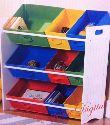 Artesanato Ouro Preto Minas Gerais ~ Comprar Organizador Caixa Gavetas Armário Brinquedo Colorido Apenas R$ 218,90 Aprender Para