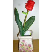 Flores Artificiais Tulipa Arranjo