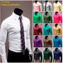 Camisa Social Slim Fit Importada - Vários Modelos