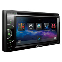 Dvd Pioneer Avh X 2680 Bt 2din Usb Bluetooth E Mixtrax 2580